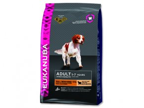 EUKANUBA Adult Small & Medium Lamb & Rice 2,5 kg