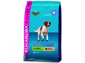 EUKANUBA Mature & Senior Lamb & Rice 2,5 kg