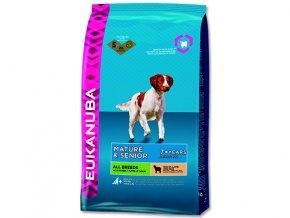 EUKANUBA Mature & Senior Lamb & Rice 12 kg