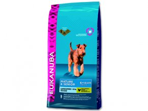 EUKANUBA Mature & Senior Large Breed 3 kg