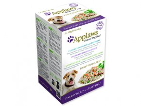 Kapsičky APPLAWS Dog Jelly Finest Selection multipack 500g