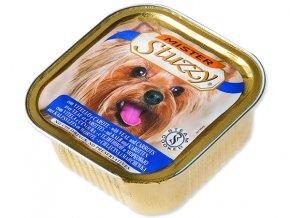 Vanička MISTER STUZZY Dog telecí + mrkev 150g