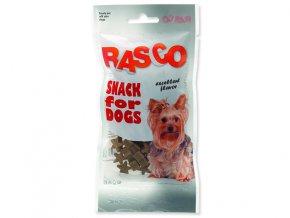 Pochoutka RASCO Dog hvězdičky drůbeží 50g