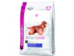 EUKANUBA Daily Care Sensitive Skin 2,3 kg