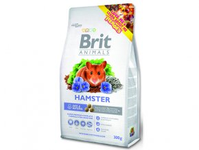 BRIT Animals HAMSTER Complete 300 G