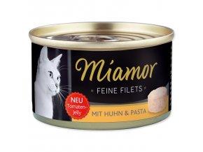 MIAMOR Feine Filets kuře + těstoviny v želé 100g