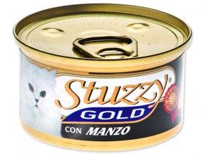 STUZZY Cat Gold hovězí 85g