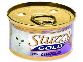 STUZZY Cat Gold králík 85g