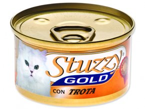 STUZZY Cat Gold pstruh 85g