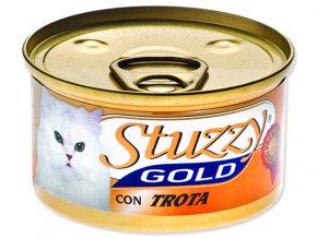 STUZZY Cat Gold pstruh 85g