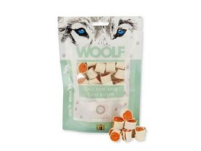 WOOLF Chicken and cod sushi 100 g