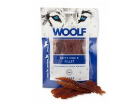 Woolf soft Duck filet 100g