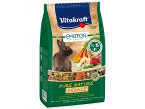 VITAKRAFT Emotion veggie králík 600g