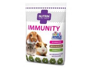 nutrin snack immunity