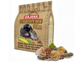 COUNTRY MIX Rat & Mouse 500 g