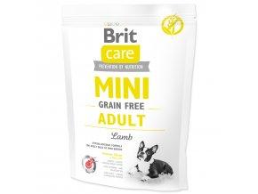 BRIT Care Mini Grain Free Adult Lamb 400g