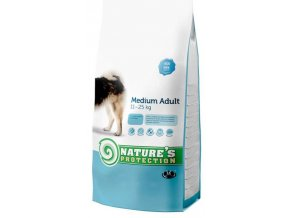 Nature's Protection Dog Dry Adult Medium 12 kg