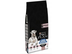 Purina PRO PLAN Large Adult Athletic Sensitive Skin s Lososem 14 kg