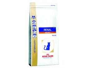 Royal Canin VD Cat Dry Renal Select 4 kg