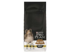 Purina PRO PLAN All Sizes Adult Light/Sterilised Kuře