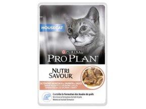 Pro Plan Cat kapsička Housecat Salmon 85 g 3+1