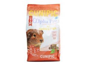 cunipic alpha morce