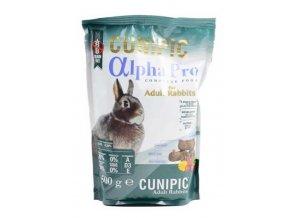 Cunipic Alpha Pro Rabbit Adult - králík dospělý