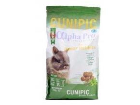 Cunipic Alpha Pro Rabbit Junior - králík mladý