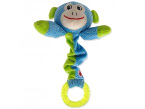 LET`S PLAY Junior opice modrá 30 cm