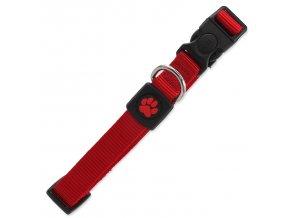 Obojek ACTIV DOG Premium červený M