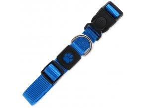 Obojek ACTIV DOG Premium modrý L