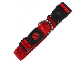 Obojek ACTIV DOG Premium červený XL