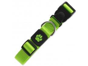 Obojek ACTIV DOG Premium limetkový XL