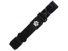 Vodítko ACTIV DOG Bungee Neoprene černé XL 55 cm