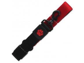 Vodítko ACTIV DOG Bungee Neoprene červené XL 55 cm