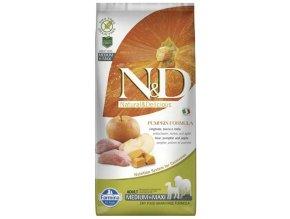 N&D Grain Free Dog Adult M/L Pumpkin Boar & Apple 12 kg