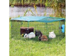 Ohrádka TRIXIE pro malá zvířata se síťkou