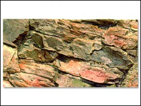 Pozadí AQUA EXCELLENT rock 60 x 30 cm