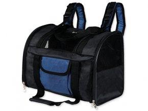Batoh TRIXIE Connor černo-modrý 42 x 29 x 21 cm