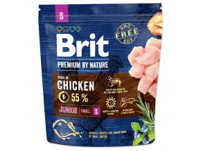 BRIT Premium by Nature Junior S 1kg