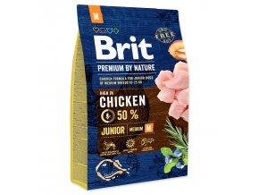 BRIT Premium by Nature Junior M 3kg