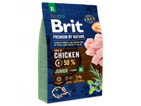 BRIT Premium by Nature Junior XL 3kg