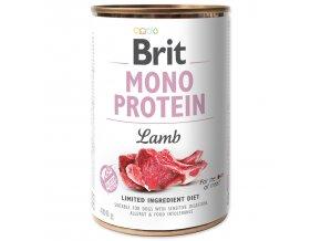BRIT Mono Protein Lamb 400g