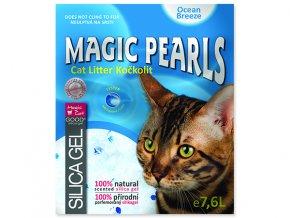Kočkolit MAGIC PEARLS Ocean Breeze 7,6l