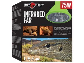 Žárovka REPTI PLANET Far Infrared HEAT 75W
