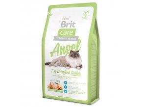 BRIT Care Cat Angel I`m Delighted Senior 2kg