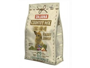 COUNTRY MIX EXCLUSIVE Králík Junior
