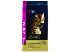 EUKANUBA Cat Adult Healthy Digestion 400 g