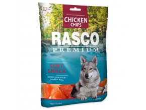 Pochoutka RASCO Premium plátky s kuřecím masem 230g