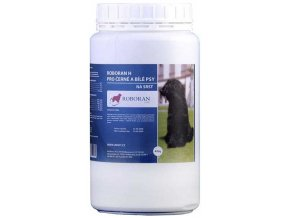 Roboran H pro psy černé a bílé 400 g
